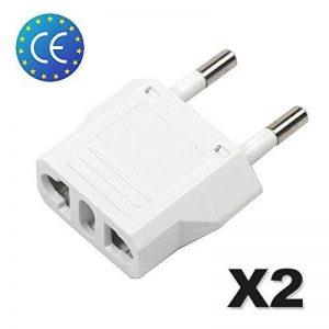 adaptateur prise électrique TOP 6 image 0 produit