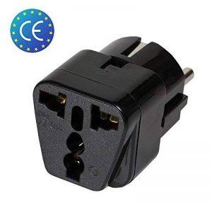 adaptateur prise électrique TOP 8 image 0 produit