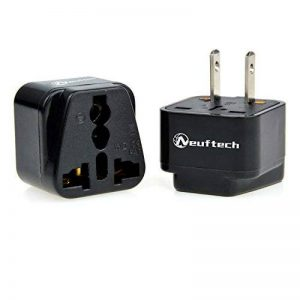adaptateur prise électrique usa TOP 4 image 0 produit