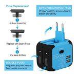 adaptateur prise électrique usa TOP 6 image 3 produit