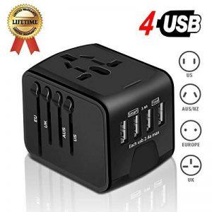 adaptateur prise téléphone prise électrique TOP 12 image 0 produit