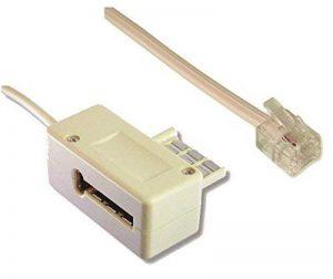 adaptateur prise téléphone TOP 8 image 0 produit