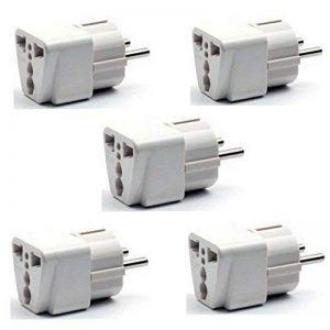 adaptateur prise usa france TOP 6 image 0 produit