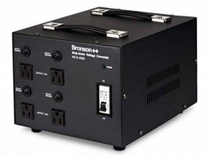 adaptateur tension usa TOP 8 image 0 produit