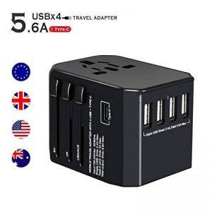 adaptateur thaïlande electricité TOP 12 image 0 produit