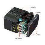 adaptateur thaïlande electricité TOP 12 image 3 produit