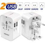 adaptateur thaïlande electricité TOP 5 image 1 produit