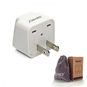 adaptateur thaïlande electricité TOP 6 image 0 produit