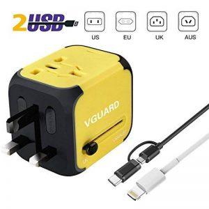 adaptateur universel électrique TOP 10 image 0 produit