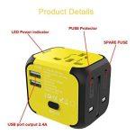 adaptateur universel électrique TOP 10 image 1 produit