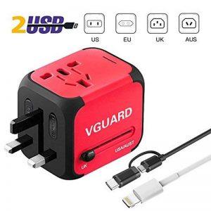 adaptateur universel électrique TOP 5 image 0 produit