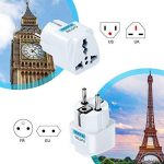 adaptateur universel prise secteur électrique voyage TOP 10 image 1 produit
