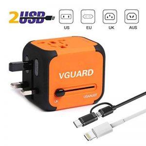 adaptateurs electriques voyage TOP 11 image 0 produit