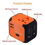 adaptateurs electriques voyage TOP 11 image 1 produit