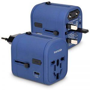 adaptateurs electriques voyage TOP 12 image 0 produit