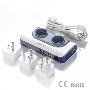 adaptateurs electriques voyage TOP 3 image 0 produit