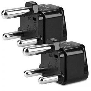 adaptateurs electriques voyage TOP 6 image 0 produit