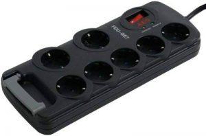 AEG Barre multiprise avec 7 prises et parasurtenseur de la marque AEG image 0 produit