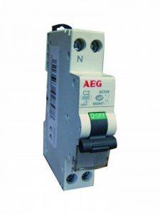 AEG - Disjoncteur Phase + Neutre de la marque AEG image 0 produit