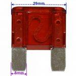 AERZETIX: 10 fusibles MAXI 29mm 20/30/40/50/60/70/80/90/100A pour auto voiture de la marque AERZETIX image 1 produit