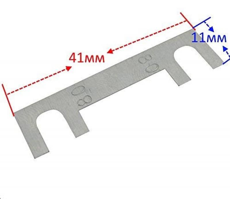 60A amp/ère bleu 80A fusible enfichable dautomobile choix 3 pi/èces AUPROTEC Fusibles /à lames Maxi 20A