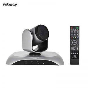 Aibecy 1080P HD USB caméra de conférence Auto Focus 3X Zoom optique Auto-Plug-N-Play avec télécommande IR de la marque Aibecy image 0 produit