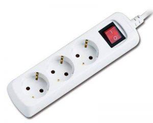 Aigostar 177126 - Multiprise à interrupteur 3prises 3m de la marque Aigostar image 0 produit