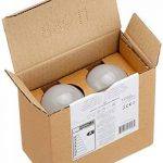 AmazonBasics Ampoule LED E27 A60 avec culot à vis, 10.5W (équivalent ampoule incandescente 75W), blanc chaud, dimmable - Lot de 2 de la marque AmazonBasics image 2 produit