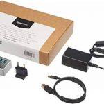 AmazonBasics Hub USB-C 3.1 7 ports avec adaptateur secteur 36 W (12 V/3 A), Argenté, UE de la marque AmazonBasics image 4 produit