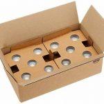 AmazonBasics Spot LED type GU10, 4.6W (équivalent ampoule incandescente de 50W), verre - Lot de 10 de la marque AmazonBasics image 2 produit