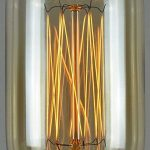 Ampoule Edison Vintage 40w 45mm - Radio à filament long Vintage Rétro Industrie E14 - The Retro Boutique de la marque The Retro Boutique image 2 produit