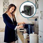 ANSMANN AES1 prise électrique avec minuterie / Prise économe en énergie avec minuterie pour appareils ménagers : radiateur soufflant, machine à café ou à laver etc. / Le temps de fonctionnement peut être réglé par la touche de fonction de la marque Ansman image 2 produit