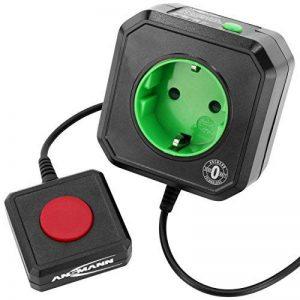 ANSMANN Coupe Veille pour prise électrique / économiseur d'énergie AES3 pour PC, ordinateur et accessoires de PC / installation facile par simple branchement de la marque Ansmann image 0 produit