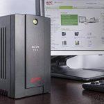 APC Back-UPS BX - BX700U-FR - Onduleur 700VA (AVR, 3 Prises FR, USB, Logiciel d'arrêt) de la marque APC BY SCHNEIDER ELECTRIC image 2 produit