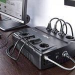 APC Back-UPS ES - BE700G-FR - Onduleur 700VA (8 Prises FR) de la marque APC BY SCHNEIDER ELECTRIC image 2 produit