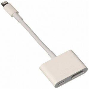 Apple MD826ZM / A Adaptateur Lightning Av numérique de la marque Apple image 0 produit