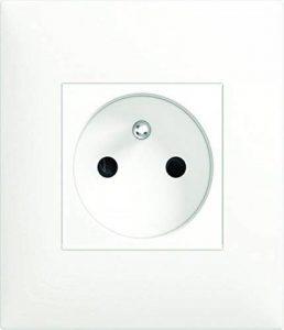 Arnould ARN50975 Prise de courant avec terre 16 A Espace Evolution Blanc de la marque Arnould image 0 produit
