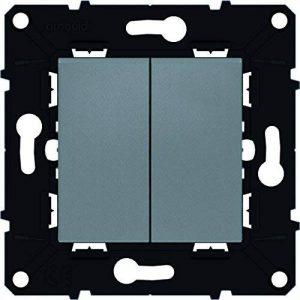 Arnould ARN51104 Poussoir double 6 A Espace Evolution Enjoliveur Magnésium de la marque Arnould image 0 produit