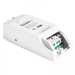 Asiproper POW 16A/3500W Wifi sans fil Smart Swtich Mesure de consommation électrique de la marque Asiproper image 0 produit