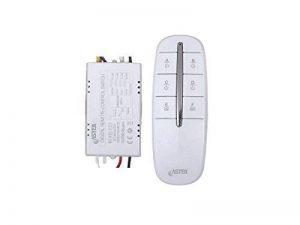 Aster Interrupteur électronique radio commandé 4 voies, charge max 4 x 1000 W, unité de commande sans fil de la marque Aster image 0 produit