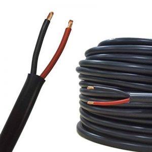 AUPROTEC Câble Multiconducteur FLYY 2 x 4,0 mm² Câble rond 25m cable électrique pour application automobile de la marque AUPROTEC Automotive Wires image 0 produit