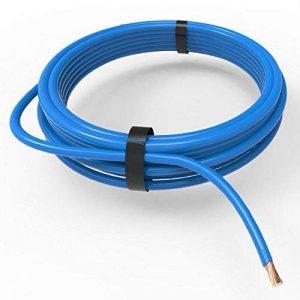 Auprotec® Câble unipolaire 2.5 mm² Fil Électrique en anneau: 5m, 2.5 mm² bleu de la marque AUPROTEC image 0 produit