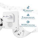 AVANTEK DW-1 Le Récepteur de La Sonnette Sans Fil Blanc de la marque AVANTEK image 1 produit