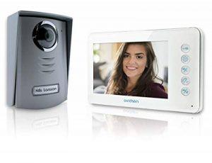Avidsen 112245Interphone vidéo 2Fils, Blanc de la marque Avidsen image 0 produit