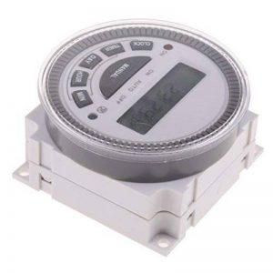 Baoblaze Hebdomadaire 220v Numérique Minuterie Programmable Interrupteur Horaire Relais Puissance de la marque Baoblaze image 0 produit