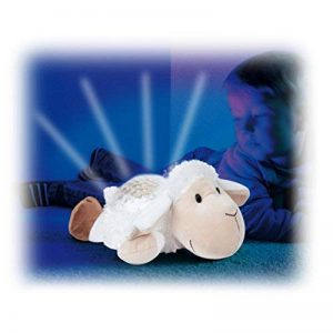 Bayer Design 69502AA Peluche Veilleuse LED - Mouton Sleepo, Blanc de la marque Bayer Design image 0 produit