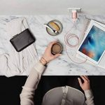 Belkin - Chargeur Premium Secteur USB Universel 12W/2.4A pour Smartphone et Tablette - Argent Métallique (Compatible iPhone 8/8+ et iPhone X) de la marque Belkin image 2 produit