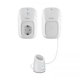 Belkin F5Z0340EA Switch WeMo + Motion Télécommande pour iPhone de la marque Belkin image 0 produit