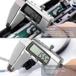 BESTEK Multiprise Parafoudre 6 Prises avec 4 USB Multiples A 900J Protection Surtension Et Protection Contre La Foudre Montage Mural 3600 W de la marque BESTEK image 2 produit