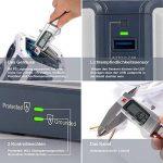 BESTEK Tour Multiprise USB Bloc Parafoudre/Parasurtenseur 8 Prises avec 6 Ports USB de Recharge de la marque BESTEK image 2 produit